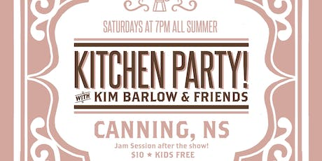 Canning Kitchen Party tickets