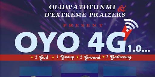 OYO 4G. TOP UNUSUAL VOLTAGE WORSHIP