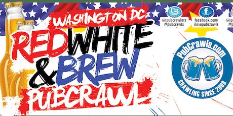 Washington D.C. July 4th Weekend Pub Crawl 2019 tickets