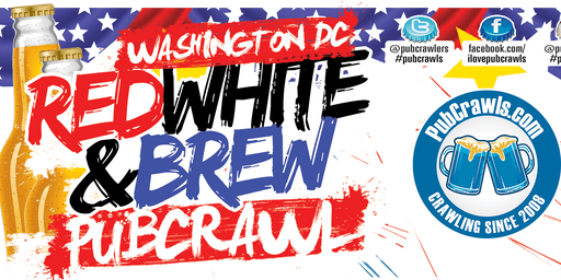 Washington D.C. July 4th Weekend Pub Crawl 2019