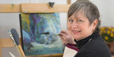 PALETTE KNIFE PAINTING WORKSHOP tickets