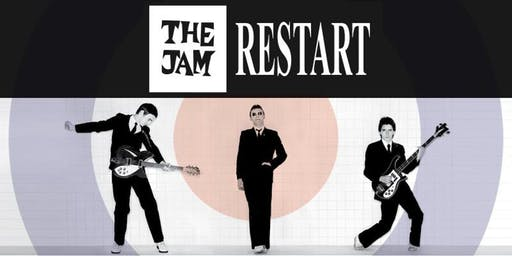 The Jam Restart- Tribute to The Jam