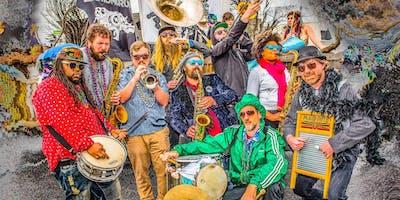 Empire Strikes Brass with The Greg Snider Quartet: Levitt AMP Ocala
