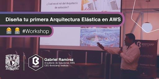 Diseña tu primera Arquitectura Elástica en AWS [Workshop]