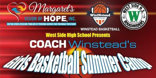 Coach Winstead's Girls Basketball Summer Camp