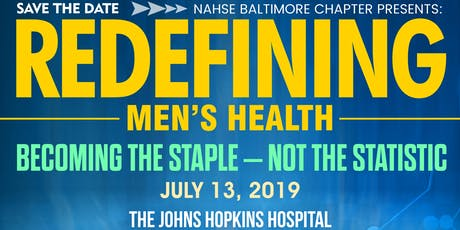 Redefining Men's Health #BecomingtheStaple tickets