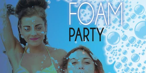 FOAM PARTY:  ALL AGES