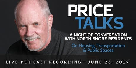 Price Talks: A Night on the North Shore tickets