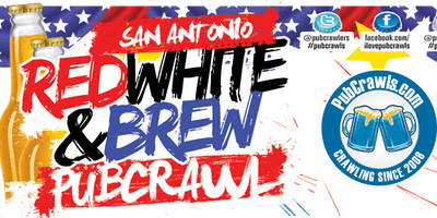 San Antonio July 4th Weekend Pub Crawl 2019