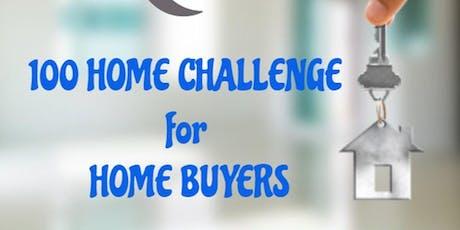 100 Home Challenge tickets
