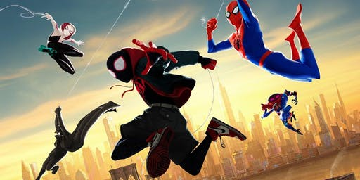 Spider-Man: Into the Spider-Verse | Waterside Summer Movie Series 2019 (Free)