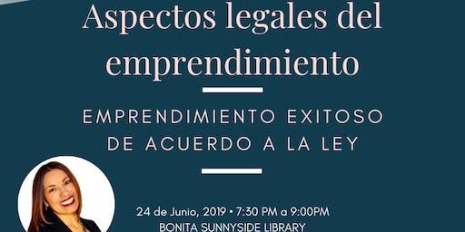 ASPECTOS LEGALES DEL EMPRENDIMIENTO