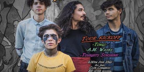 Tonight's Sunshine Tour Kickoff tickets