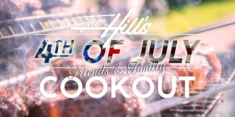 The Hill's 4th Of July Bash tickets