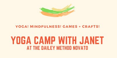 Kids Yoga Camp with Janet