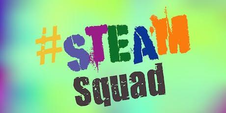 Term 3 Senior #STEAMSquad - Chinchilla tickets