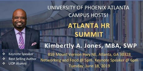 Atlanta HR Summit tickets
