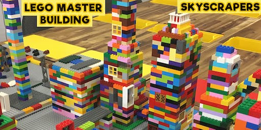 LEGO Master Building (Skyscrapers) - Tuesday 2nd July