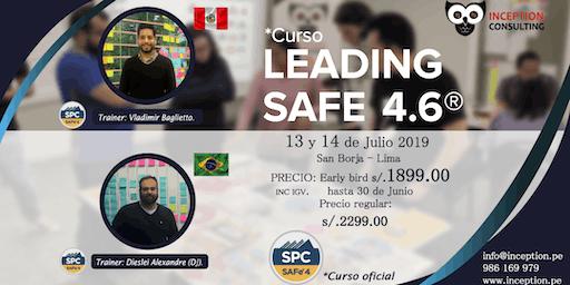 Curso oficial Leading Safe 4.6