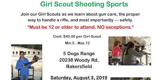 Girl Scout Shooting Sports - Kern