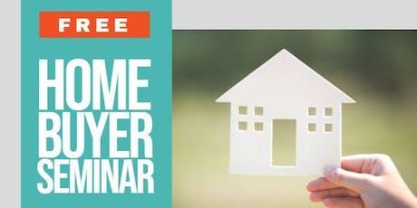 Free Home Buyers Seminar: Panera Bread Tiedeman Tues June 18, 6-7:30PM tickets