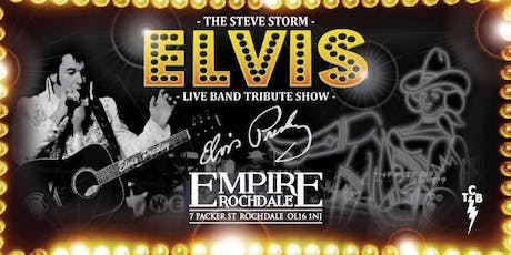 Elvis Tribute - Special Full Live Band Tribute Show tickets