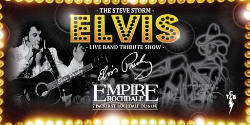 Elvis Tribute - Special Full Live Band Tribute Show