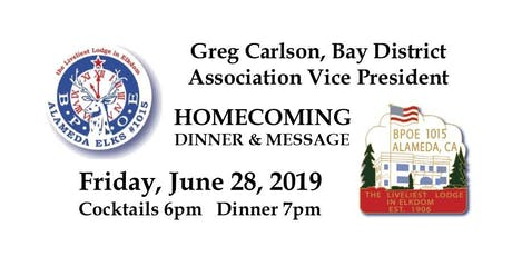 Greg Carlson AVP Homecoming tickets