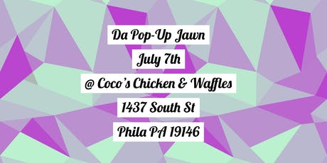 Da Pop Up Jawn tickets