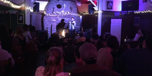 Line of Fire: Stand Up Comedy under Neon Lights