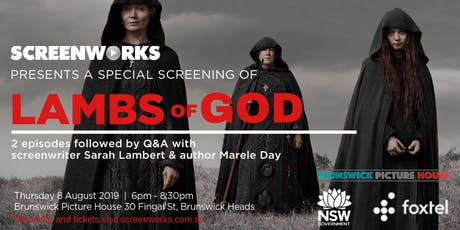 Screenworks Lambs of God Screening + Q&A tickets