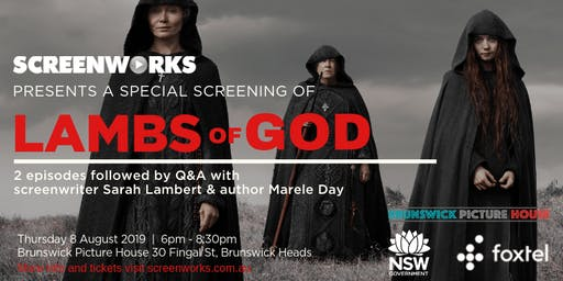 Screenworks Lambs of God Screening + Q&A