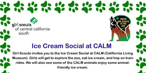 Ice Cream Social at CALM - Kern