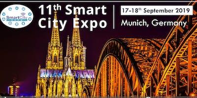 Smart City Expo 2019, Munich, Germany