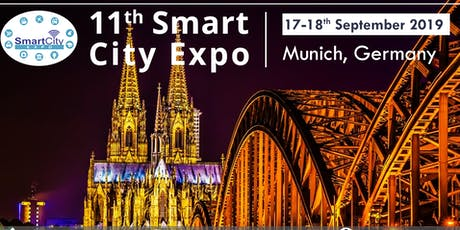 Smart City Summit 2019, Munich, Germany tickets
