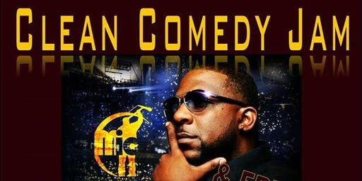 2nd Annual Clean Comedy Jam