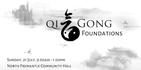QiGong Foundations Workshop tickets