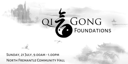 QiGong Foundations Workshop