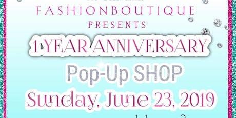 Karamel Kisses 1 Yr Anniversary Pop Up Shop tickets