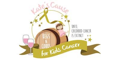 Kegs & Corks for Kids Cancer