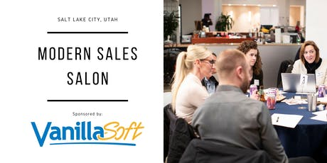 "Modern Sales Pros - SLC #2 - ""Unlocking Outbounds"" Night tickets"