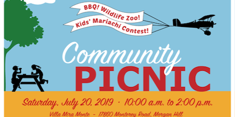 Free Community Picnic & Mariachi Contest tickets