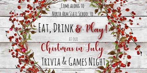 XMAS IN JULY TRIVIA NIGHT
