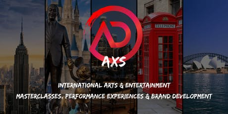 AXS: Masterclass - Houston, TX tickets