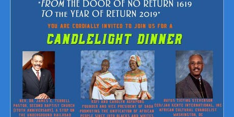"""Role Of The Black Church From the """"Door of No Return"""" to """"Year of Return"""" tickets"""