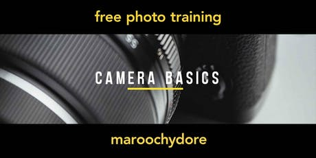 Camera Basics | Maroochydore | Beginner tickets