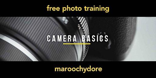 Camera Basics   Maroochydore   Beginner
