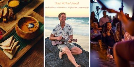 Soup & Soul Food tickets