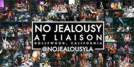 No Jealousy Sunday Party Brunch at Liaison - Jungle Brunch tickets