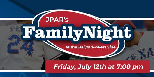JPAR Night at the Ballpark-West Side